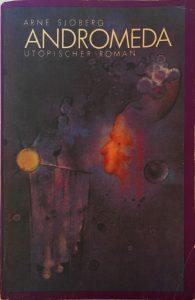 Arne Sjöberg - Andromeda, Buchcover