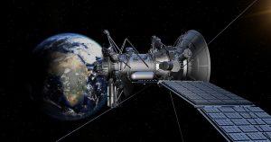 Weil ein Fernsehsatellit ausfällt, stößt Hallerström auf die Außerirdischen