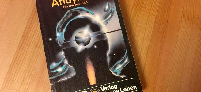 Antimon - Buchcover - Karlheinz und Angela Steinmüller - Illustration: Schulz/Labowski