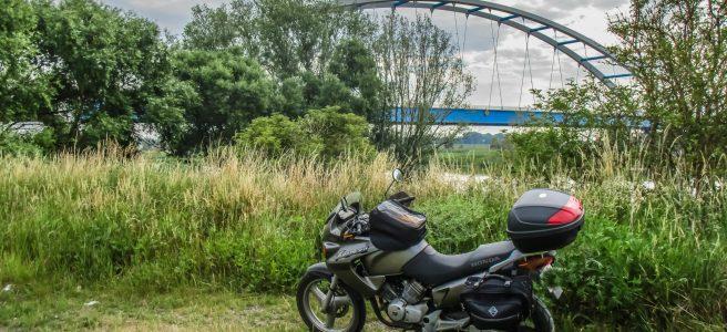Elbebrücke bei Tangermünde, Foto: Alexander Baumbach