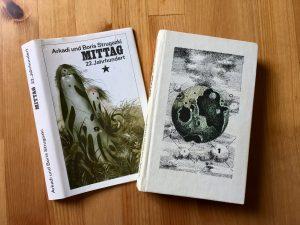 Mittag 22. Jahrhundert - Arkadi und Boris Strugazki - Illustrationen: Carl Hoffmann - Buchcover