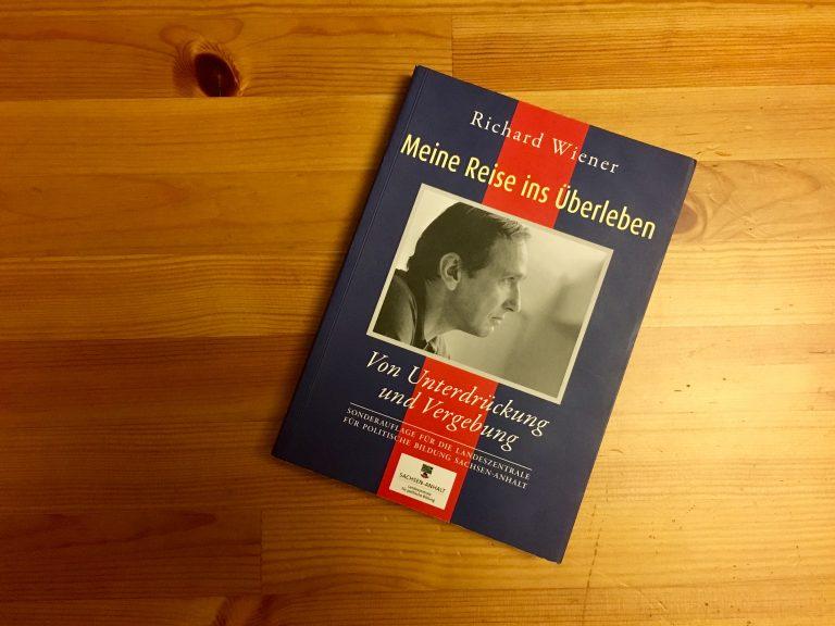 Meine Reise ins Überleben - Richard Wiener - Buchcover
