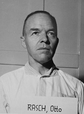 Dr. Dr. Otto Rasch. Foto: Public Domain