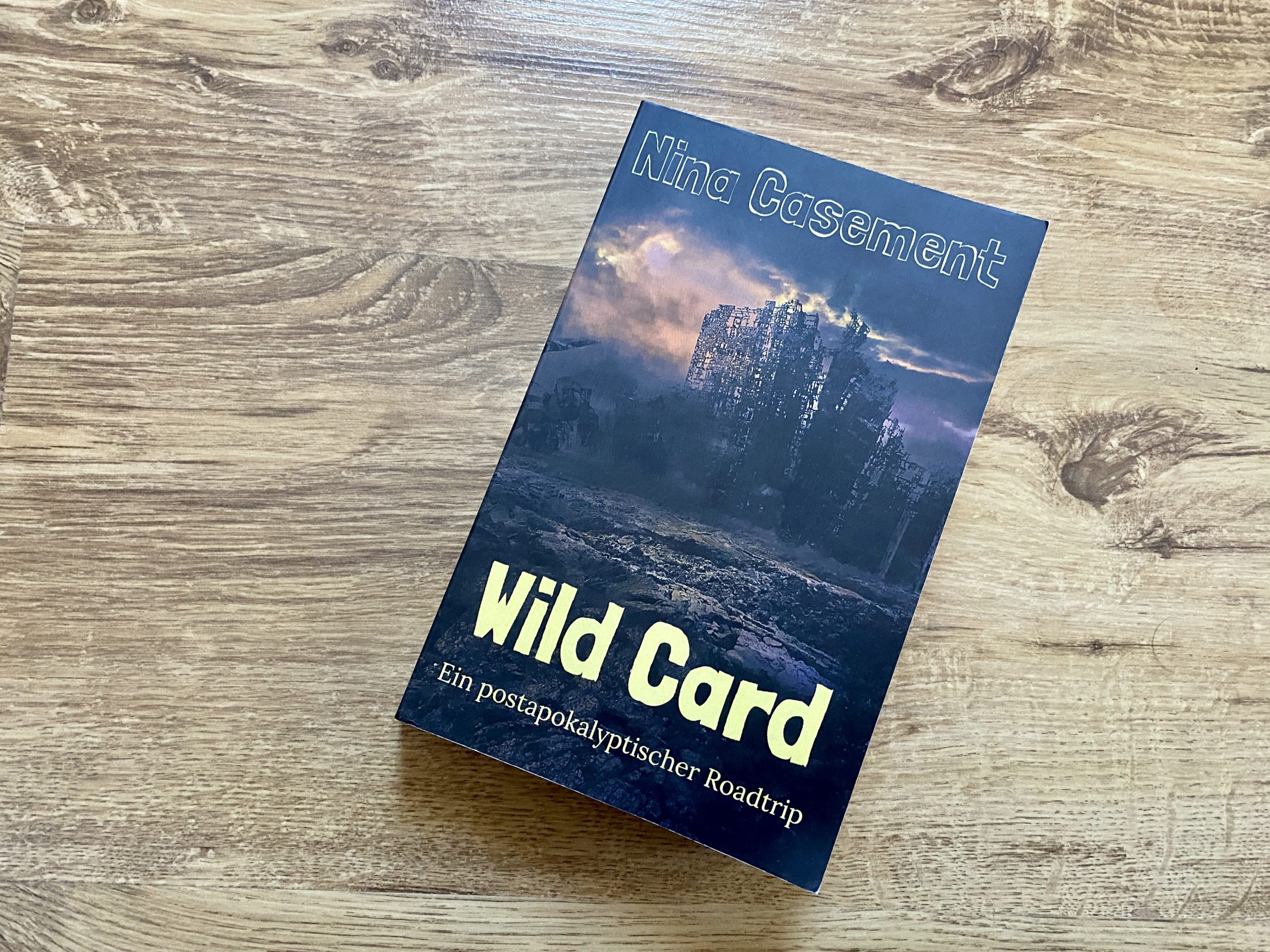 Wild Card - Nina Casement